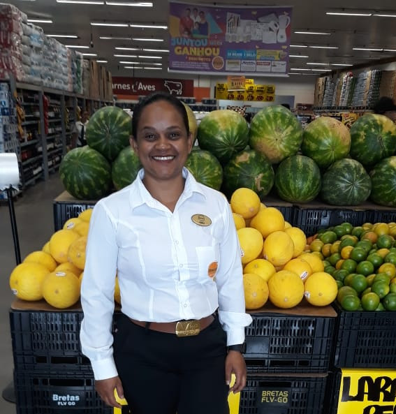 Supermercado representa oportunidade de crescimento profissional