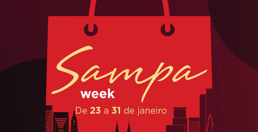 ACSP: Sampa Week estimula comércio e turismo na semana do aniversário da cidade de São Paulo