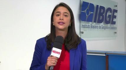 PIB do Brasil cresce 1,1% em 2019, menor avanço em 3 anos