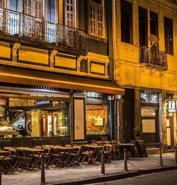 Associação de bares e restaurantes classifica fala de Doria de lamentável
