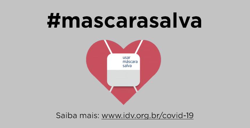 #mascarasalva