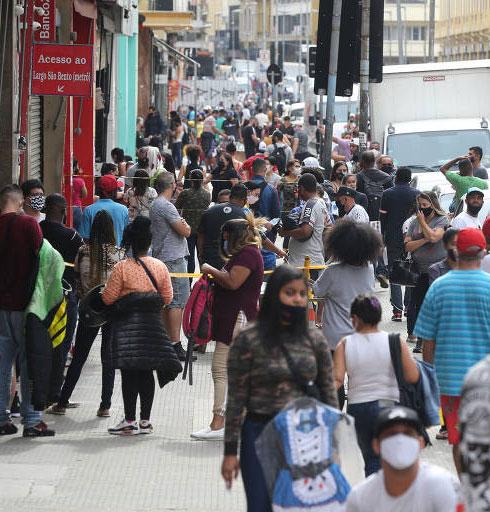Com 2,8 mi de casos de Covid-19, governo anuncia 'Black Friday brasileira' de 11 dias de duração