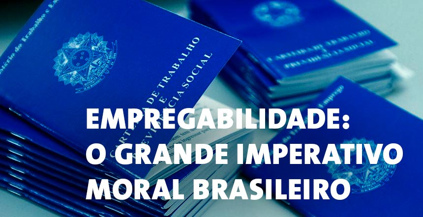 O presidente do IDV, Marcelo Silva, escreveu um artigo sobre empregabilidade, publicado no Brazil Journal.