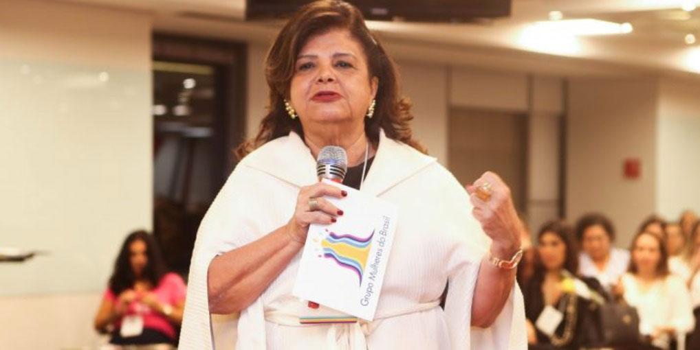 """""""Fui criada para enfrentar os problemas e não fugir deles"""", diz Luiza Helena Trajano"""