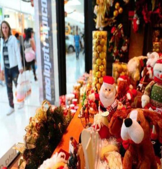 Previsão para as vendas no Natal