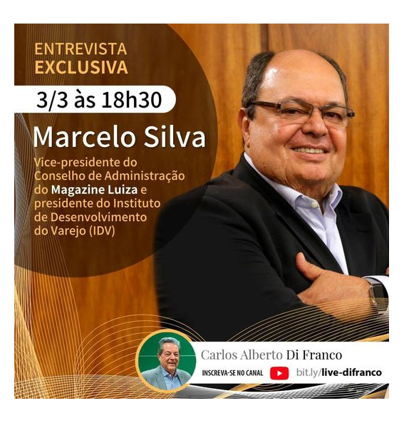 Entrevista exclusiva com o presidente do IDV, Marcelo Silva