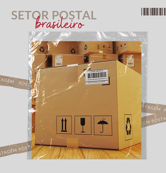 Setor postal brasileiro