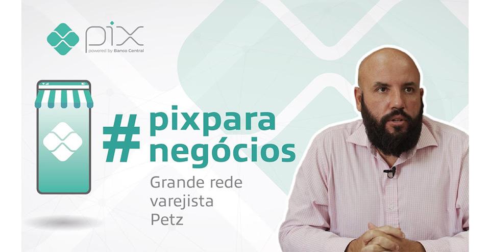 #PixParaNegócios